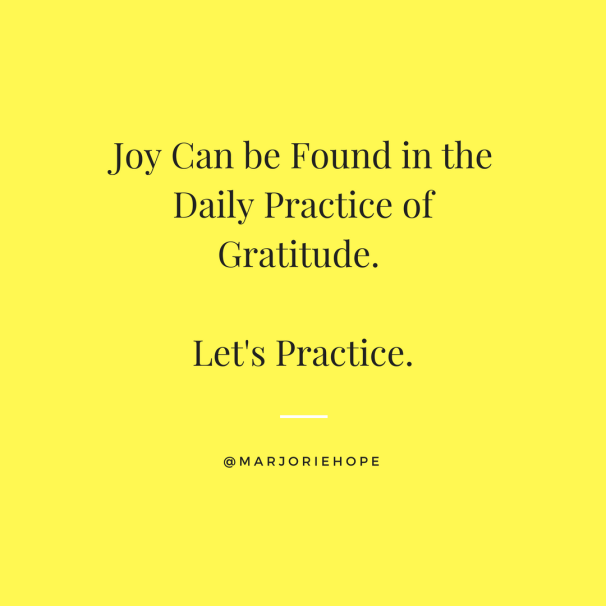 True joy can be found in the daily practice oratitude (4)